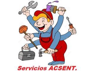 ACSENT, Pintura Industrial y Res. 787-789-7362