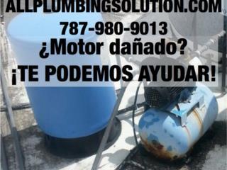 Bayamón Puerto Rico Casa, Plomeria, Destape, Calentadores y Electricidad