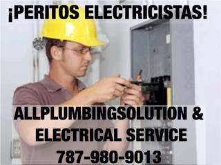 Bayamón Puerto Rico Apartamento, SERVICIOS DE ELECTRICIDAD (787)980-9013