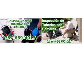 Plomero Certificado Inspecion Camara