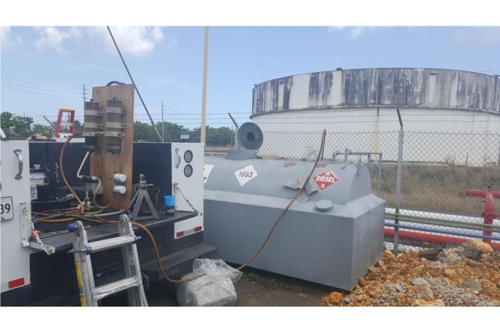 Limpieza de tanques de combustible puerto rico pr onsite for Limpieza de tanques de combustible
