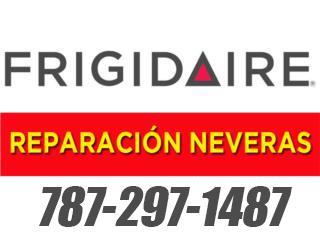 Puerto Rico Casas Prefabricadas, REPARACION DE NEVERAS FRIGIDAIRE 24-7