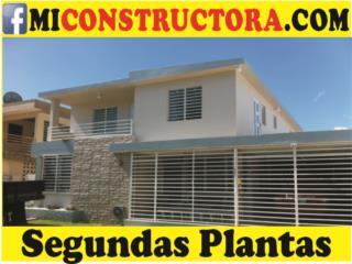 2das Plantas Remodelaciones Ampliaciones /General Real Estate Puerto Rico