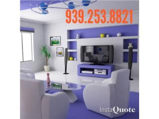 Bayamón Puerto Rico Comunicaciones - Accesorios, Fascias y muebles/techos integrados