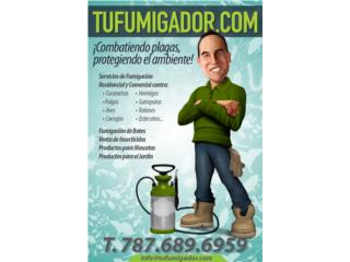 San Juan-R�o Piedras Puerto Rico Computadoras Tintas Toners, Fumigador