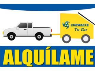 Conwaste to go. San Juan, Bayam�n y Guaynabo