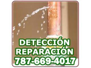 Plomero, Deteccion de liqueos, Certifcaciones AAA Clasificados Online  Puerto Rico