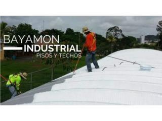 Guánica Puerto Rico Comunicaciones - Accesorios, Sellado de techo cotizacion para Seguros