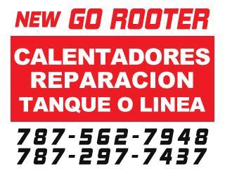 CALENTADORES,REPARACION,TANQUE O LINEA, 562-7948