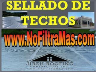 Toa Alta Puerto Rico Casa, SELLADO DE TECHOS DANOSA MEJORAMOS LA OFERTA