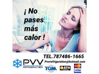 Carolina Puerto Rico Calentadores de Agua, Mantenimiento de aires acondicionado