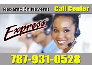 REPARACION NEVERAS EXPRESS - CALL CENTER