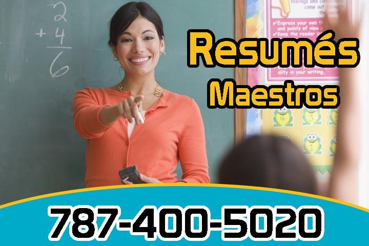 resume writing services puerto rico