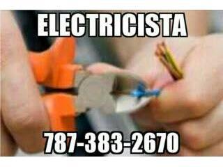 Bayamón Puerto Rico Casa, Perito Electricista Handyman Certificaciones