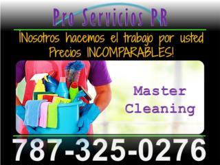 Limpieza de Casas / Hogar - PR - 787-325-0276