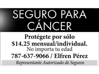 Isabela Puerto Rico Apartamento, SEGURO PARA CANCER