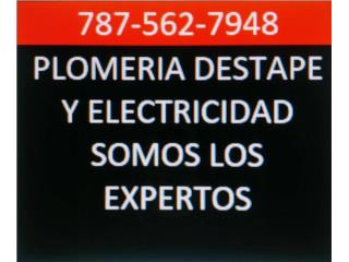 PLOMERIA Y ELECTRICIDAD 787 562-7948