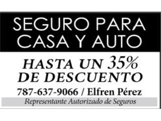 SEGURO PARA CASA Y AUTO