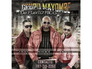 Bayamón Puerto Rico Cortinas Exteriores, Grupo Mayombe 787-215-2253