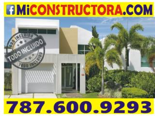 Caguas Puerto Rico Casa, Lic Daco-Construcción-Remodelación-2Plantas-203k
