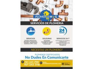 Caguas Puerto Rico Apartamento/WalkUp, Plomero 24 horas 787-237-7991