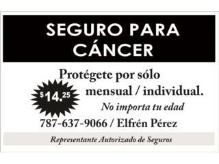 Bayamón Puerto Rico Apartamento/WalkUp, SEGURO PROTECCION CONTRA EL CANCER
