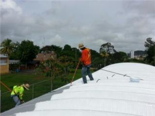 Humacao Puerto Rico Comunicaciones - Accesorios, Epoxy Roof @ Floors 530-6400