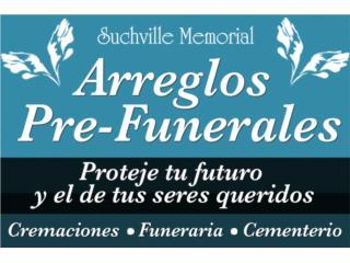 Mayagüez Puerto Rico Equipo Comercial, Arreglo Pre-Funeral - 787-214-9308