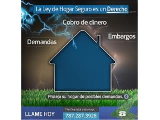 Proteja su hogar de posibles demandas