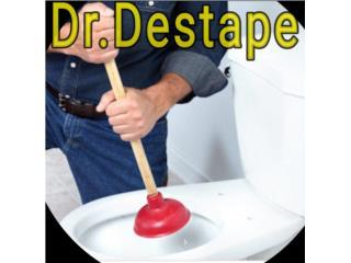 Dr.destape plomeria calentadores cinternas