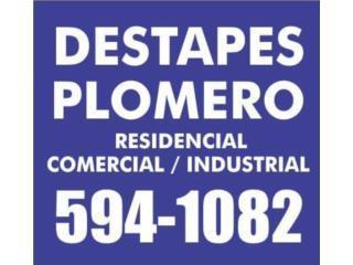 PLOMEROS LICENCIADO 787-594-1082