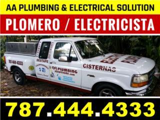 PLOMERO Y ELECTRICISTAS  Clasificados Online  Puerto Rico