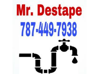 Mr Destape Servicio de Plomeria 24/7
