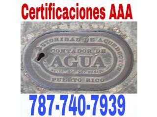 Clasificados Puerto Rico PLOMERO SAN JUAN, ISLA VERDE, GUAYNABO