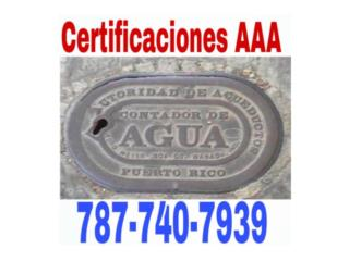 Certificaciones AAA