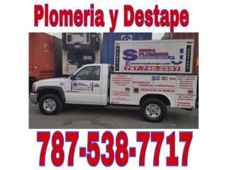 PLOMERO SAN JUAN, ISLA VERDE, GUAYNABO Clasificados Online  Puerto Rico