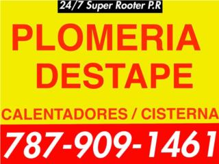 PLOMERO Y ELECTRICISTA 787 909-1461