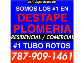 PLOMERIA & ELECTRICIDAD 24/7 787 909-1461