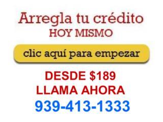 Restauracion de credito Clasificados Online  Puerto Rico