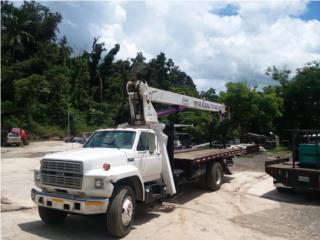 Alquiler Boom Truck 70 Pies Todo PR