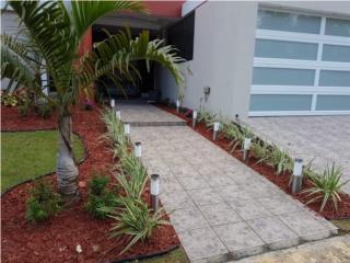 Mantenmiento de jardines y patios