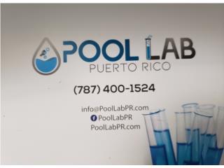 San Juan Puerto Rico Vagones, PRUEBAS QUIMICA Y MICROBIOLOGICA PARA PISCINAS