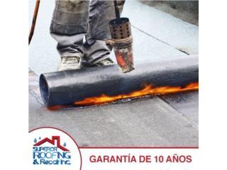 Sellado de techo - Garantía Certificada Clasificados Online  Puerto Rico