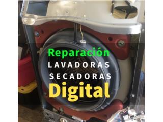 Carolina Puerto Rico Calentadores de Agua, Re[aracion de Lavadoras y Secadoras 787-379-3663