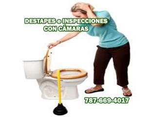 Maestro Plomero Certificaciones AAA, Reparaciones