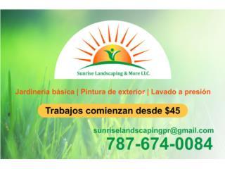 Mayagüez Puerto Rico Casa, Servicio de Jardineria y embellecimiento al hogar