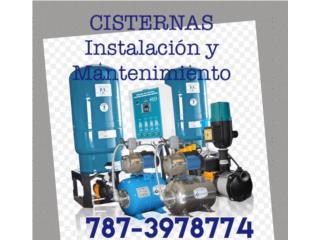 TU ESPECIALISTA EN CISTERNAS 787-3978774