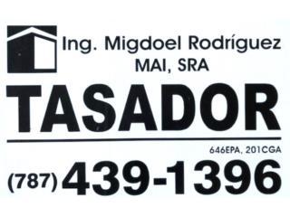 Tasador-Certificación General-MAI, SRA