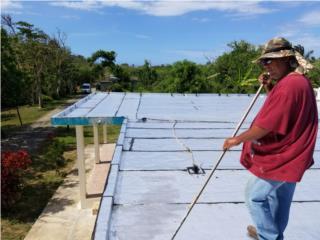 Aguadilla Puerto Rico Casa, SELLADO DE TECHOS GARANTIZADOS 787 960-3760