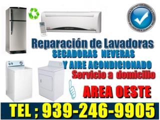 Reparamos Lavadoras, todas las marcas y modelos Clasificados Online  Puerto Rico